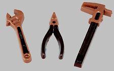 Schokoladenform-Gießform - Relief Werkzeug Zange Engländer Meßschieber