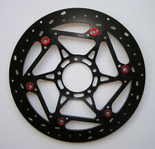 BrakeTech Iron Brake Rotors Ducati 848 899 999 1098 1198 1199 1299 Streetfighter