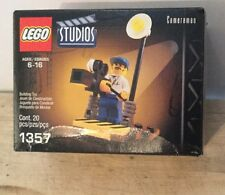 Lego Studios Cameraman (1357). New In Factory Sealed Box