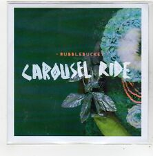 (FN562) Rubblebucket, Carousel Ride - 2014 DJ CD