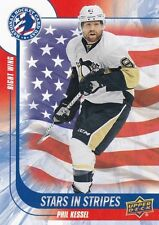 PHIL KESSEL 2015-16 UPPER DECK NATIONAL HOCKEY CARD DAY STARS IN STRIPES #USA2