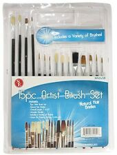 Artist Brush Set 15 Pieces ( 28Z258 )