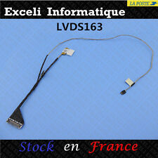 LCD LED LVDS VIDEO SCREEN CABLE NAPPE DISPLAY P/N:DDEX8FLC110 30PIN X200MA TP