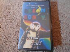 DREAM BUNNY VHS * Cult * Weird Disturbing Failed Children's Pilot * Not On DVD *