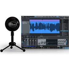 Blue Microphones Snowball Studio USB Mic and Software Bundle **BRAND NEW**