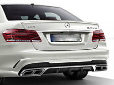 Mercedes W212 S212 E63 AMG Diffuser and Tailpipes Package Models from 04/2013