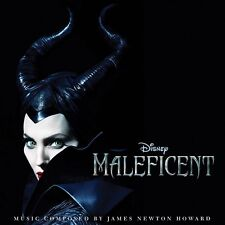 MALEFIQUE (MALEFICENT) - MUSIQUE DE FILM - JAMES NEWTON HOWARD (CD)