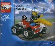 LEGO CITY  Feuerwehr Chief + Auto 30010