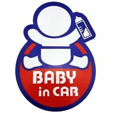 1pc Baby in Car Baby Safety Sign Car Sticker, Car Decal, Family Car Sticker