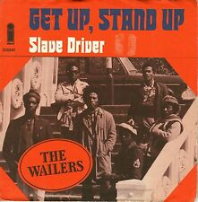 """7"""" The Wailers (Bob Marley / Peter Tosh) – Get Up, Stand Up // Rare Dutch 1973"""