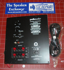 Polk Audio PSW111 & RF111 Amplifier RF1145-2 (110v US Version)