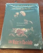 Alfonso Arau's Like Water for Chocolate (DVD) NEW! Spanish foreign film region 1