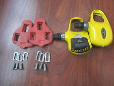 MICHE 502 PEDALS AND CLEATS