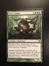 MTG MAGIC EVENTIDE FRENCH REGAL FORCE (FORCE ROYALE) NM