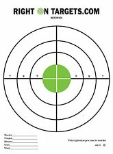 GUN CLUB SPECIAL 1,200 PAPER SHOOTING TARGETS - 24 PAD VARIETY