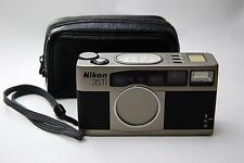 [Excellent+++++] Nikon 35Ti Point & Shoot Film Camera from Japan 0911