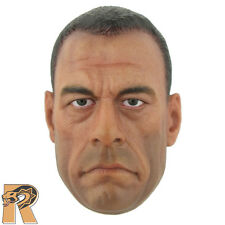 Soldier of Fortune 3 - Head (Jean-Claude Van Dam) - 1/6 Scale Art Action Figures