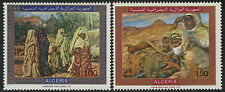 ALGERIE N°503/504** Tableaux, Dinet 1969, ALGERIA Paintings MNH