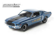 GREENLIGHT 12844 FORD MUSTANG GT FASTBACK model car Jimbo's Pure Oil  68 1:18th