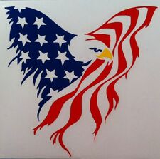 All American Eagle Vinyl Decal