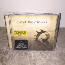 Factory Sealed Casting Crowns by Casting Crowns CD!