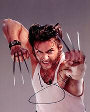 Hugh Jackman - Wolverine - X-Men - Signed Autograph REPRINT