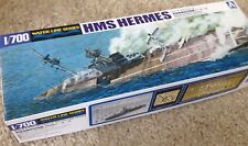 1/700 British Aircraft Carrier HMS Hermes Indian Ocean Raid  - Aoshima