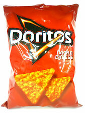 DORITOS Spicy Nacho Cheese Chips FAST SHIP