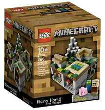 Lego ® 21105 Minecraft ™ the village nuevo embalaje original _ New misb NRFB