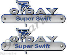 Two Oday Name Plate Decals. All model name & numbers are available.