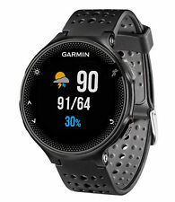 Garmin Forerunner 235 GPS Running Watch & Activity Tracker Black and Grey