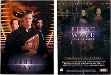 """First Wave Preview Set: 6 Card """"Premiere Edition"""" Preview Set FW1-FW6"""