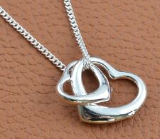 new Jewelry Fashion 925 silver heart-shaped   Pendant gift for women N-472