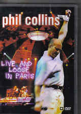Phil Collins-Live And Loose In Paris Music DVD