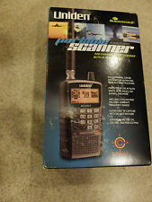 Uniden Bearcat 500 Channel Alpha Numeric Hand Held Radio Scanner BC125AT