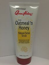 Queen Helene Gentle Healthy Oatmeal 'n Honey Natural Facial Scrub 6oz
