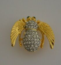 JOAN RIVERS ANGEL BEE PIN BROOCH - PERFECT CONDITION
