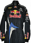 RYAN PEMBERTON ACTUAL USED NASCAR RED BULL TOYOTA CREW SUIT NOT F1