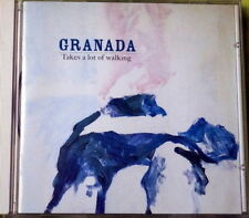 Takes a Lot of Walking by  Granada (CD, Dec-2002,...) Rare Indie Cd