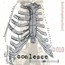 Functioning on Impatience by Coalesce (CD, Nov-2006, Second Nature) Mint #DC10