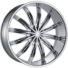 26 Inch Phino 28 Wheels Rims & Tires fit 5 X 139 /135 Ram Charger F150 Good Deal