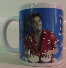 Elvis Presley in Hawaii Collectors Coffee Cup Mug -