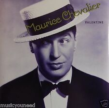 Maurice Chevalier - Valentine (CD 1997 Arkadia) 18 French Songs - Near MINT