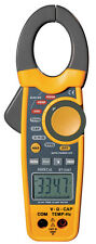 AMECaL ST-3347 True RMS Clamp Meter Equiv: Ammeter, Tong / Current Tester