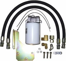 FITS 94-07 ONLY DODGE RAM CUMMINS DIESEL BD IN-LINE TRANSMISSION FILTER KIT..
