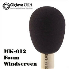 Oktava MK-012 Windscreens X 2 - Also Fits Neumann 184, Schoeps CMC6 Body