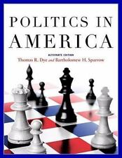 Politics in America, Alternate Edition 8th Edition