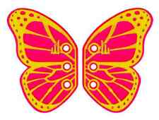 SHWINGS Butterfly pink wings for your shoes official designer Shwings NEW 50102