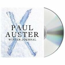 Winter Journal by Paul Auster (2012, CD, Unabridged)