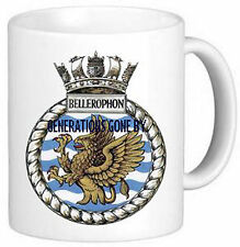 HMS BELLEROPHON COFFEE MUG